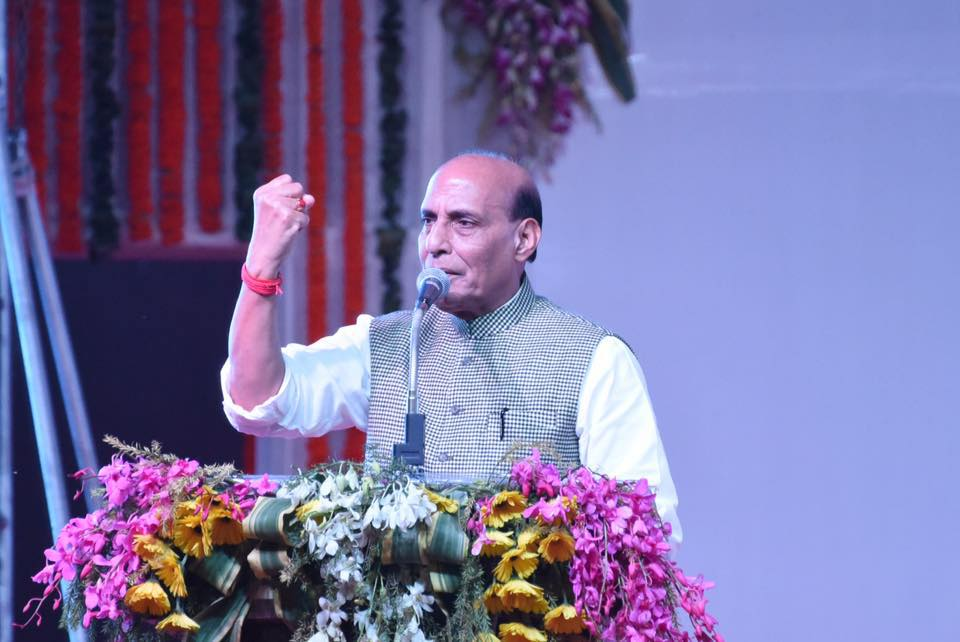 Stand up against wrongdoings of political masters: Rajnath to babus