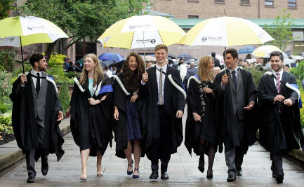 Newcastle University rises in global rankings