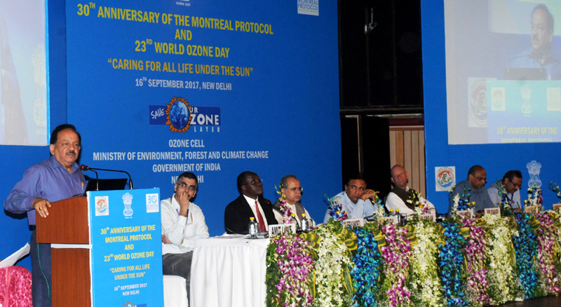 Preservation of the Ozone Layer: 30th anniversary of the Montreal Protocol