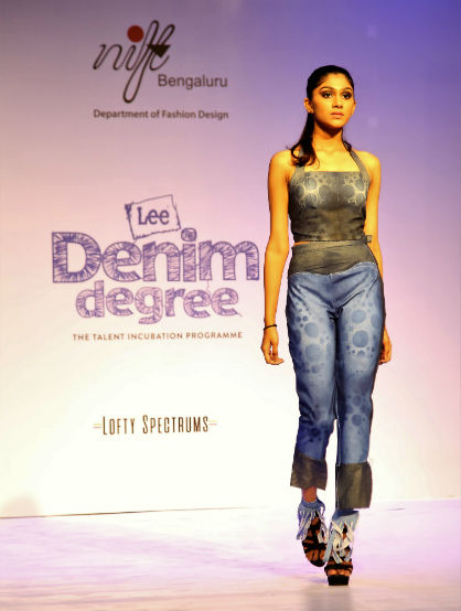 A Degree For Denims By Lee Jeans In Association With Nift Bangalore India Education Education News India Education News India Education Diary