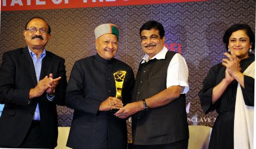 Himachal Pradesh Gets Best State Award In Education