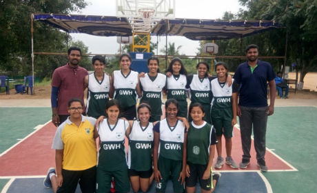 Greenwood High students triumph in inter-school sports competition