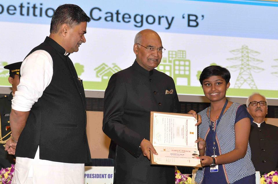 National Energy Conservation Day: President Kovind awarded people conserving energy