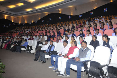 Career Counselling Session for school students by Tata Steel