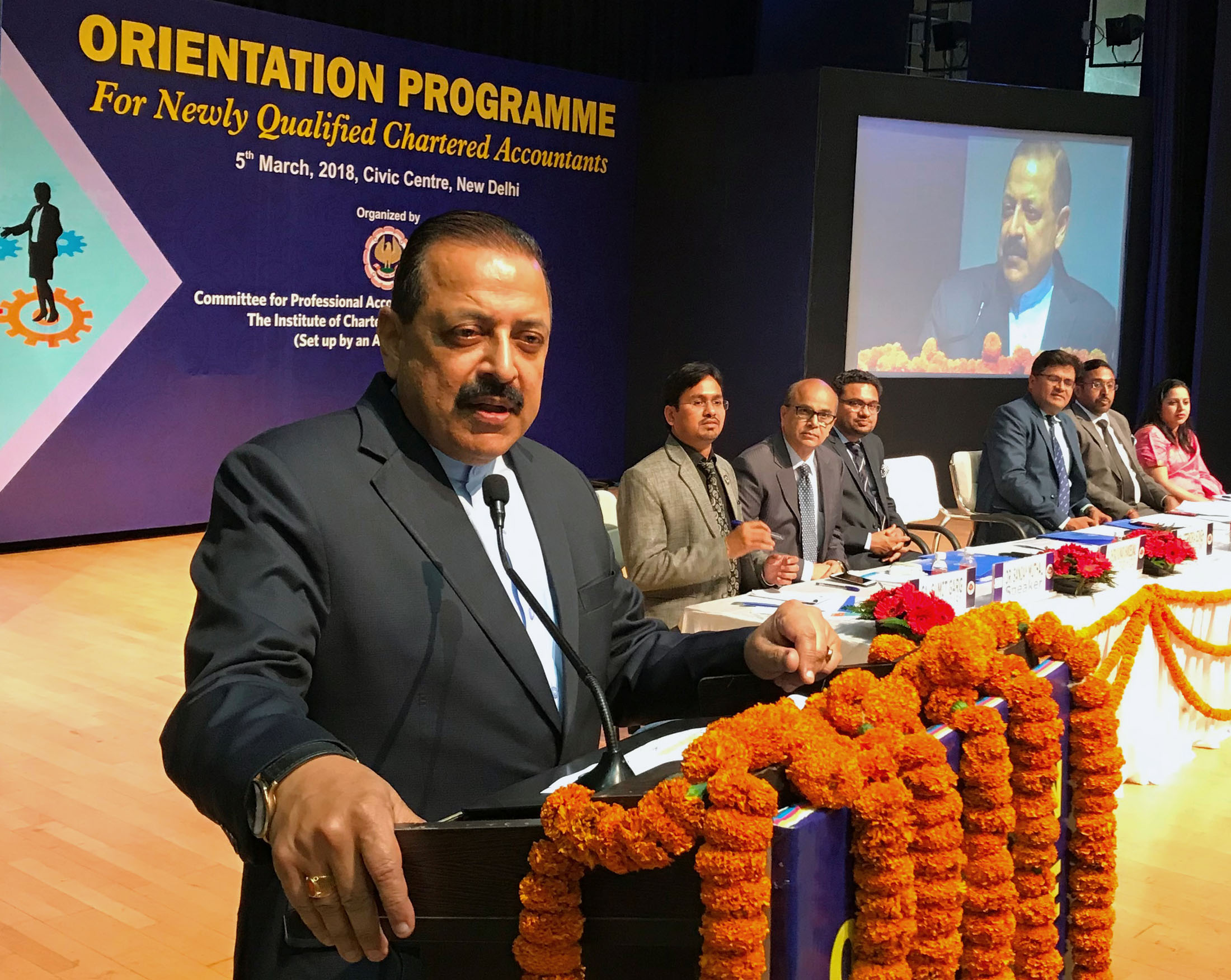 Oobjectives of the Chandrayaan-2 mission significantly attained: Dr Jitendra Singh - India Education Diary