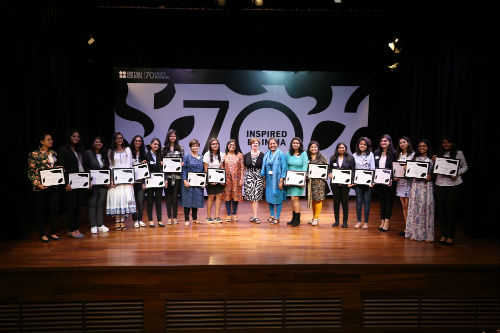 British council awards 100 women masters scholarships to thank mumbai 100 indian women have been awarded british council 70th anniversary scholarships altavistaventures Choice Image