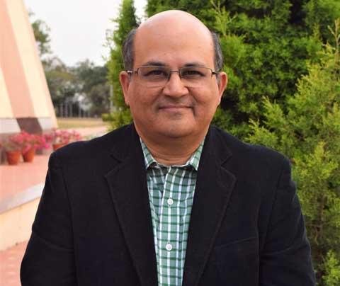 IIMB's Prof  Rishikesha T Krishnan conferred the 'Change