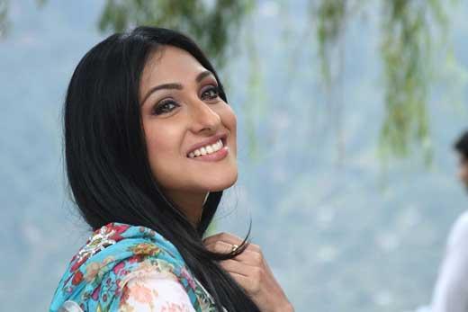 Acclaimed Bengali actress Rituparna Sengupta and Director