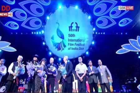 Image result for CLOSING CEREMONY OF IFFI 2019 PHOTOS BY PHOTO DIVISION