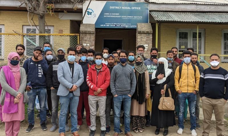 Photo of 3-Week EDP under Himayat scheme concludes at JKEDI Budgam