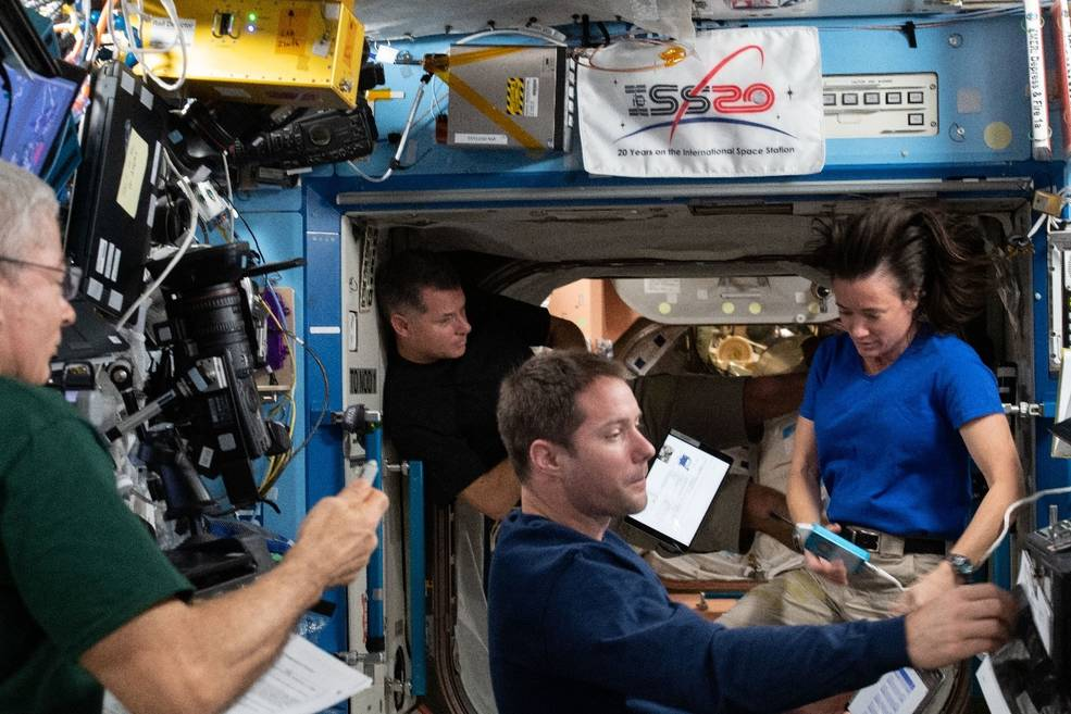 New York, New Jersey Students to Hear from NASA's Space Station Crew – India Education